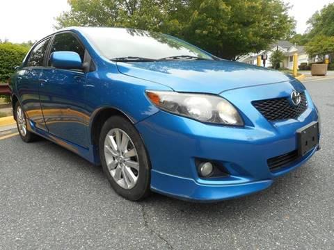 2010 Toyota Corolla for sale in Stafford, VA