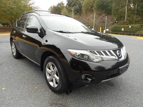 2009 Nissan Murano for sale in Stafford, VA