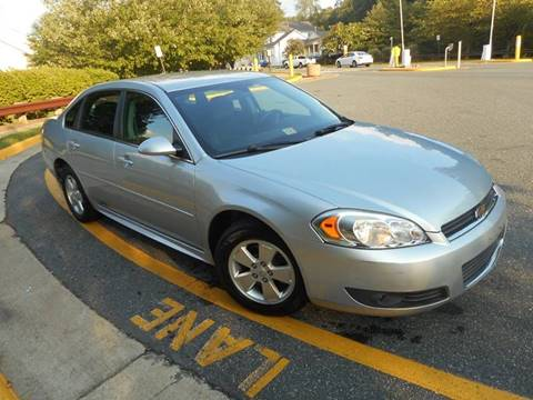 2011 Chevrolet Impala for sale in Stafford, VA