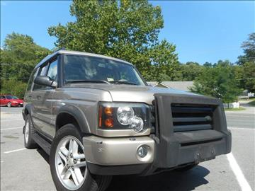 2003 Land Rover Discovery for sale in Stafford, VA
