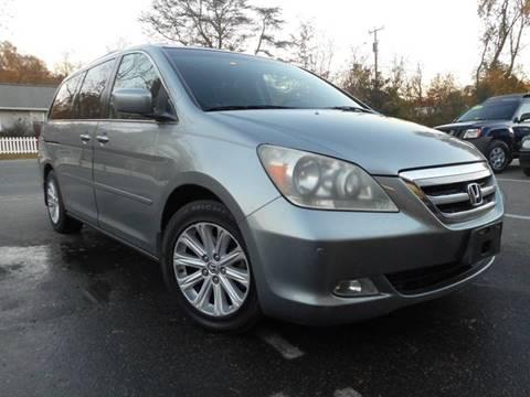 2005 Honda Odyssey for sale in Stafford, VA