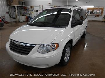 2005 Chrysler Town and Country for sale in Ewen, MI
