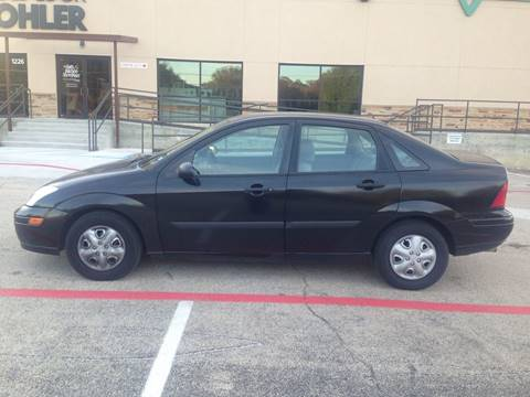 2002 Ford Focus for sale in Denton, TX