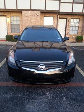 2009 Nissan Altima for sale in Denton, TX