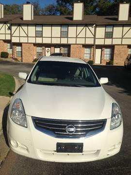 2011 Nissan Altima for sale in Denton, TX