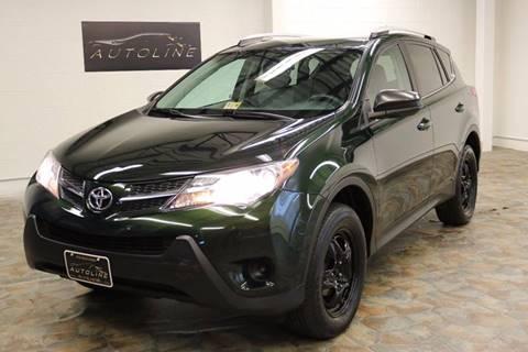 2013 Toyota RAV4 for sale in Chantilly, VA