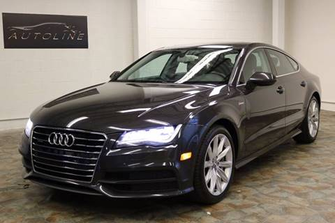 2012 Audi A7 for sale in Chantilly, VA