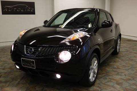 2014 Nissan JUKE for sale in Chantilly, VA