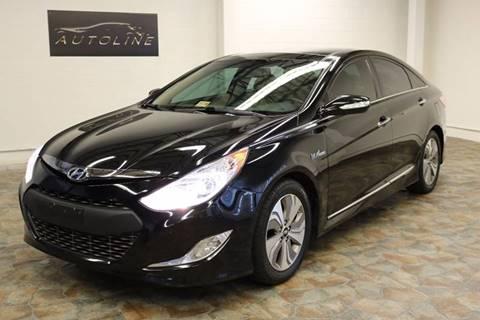 2013 Hyundai Sonata Hybrid for sale in Chantilly, VA