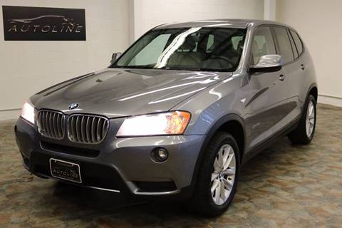 2013 BMW X3 for sale in Chantilly, VA