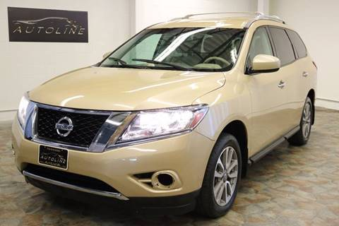 2013 Nissan Pathfinder for sale in Chantilly, VA