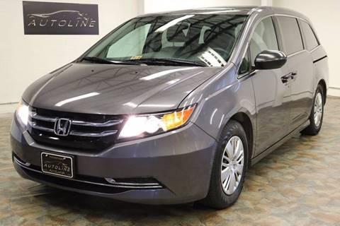 2011 Honda Odyssey for sale in Chantilly, VA