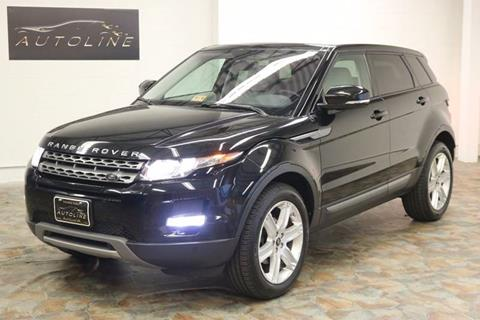 2013 Land Rover Range Rover Evoque for sale in Chantilly, VA