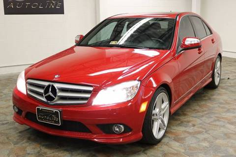 2009 Mercedes-Benz C-Class for sale in Chantilly, VA