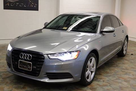 2012 Audi A6 for sale in Chantilly, VA