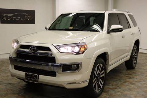 2015 Toyota 4Runner for sale in Chantilly, VA