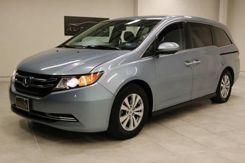 2014 Honda Odyssey for sale in Chantilly, VA