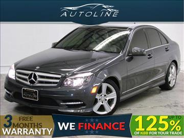 2011 Mercedes-Benz C-Class for sale in Chantilly, VA