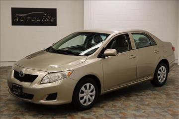 2010 Toyota Corolla for sale in Chantilly, VA