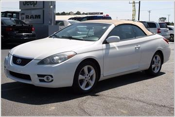 2007 Toyota Camry Solara for sale in Rocky Mount, NC