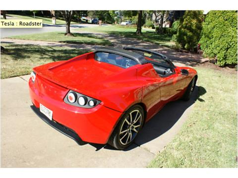 2010 Tesla Roadster For Sale In Garland Tx