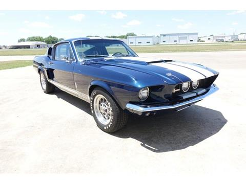 1967 Shelby GT500 for sale in Garland, TX