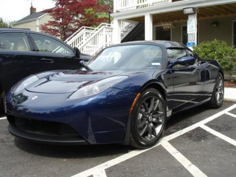 2008 Tesla Roadster for sale in Garland, TX