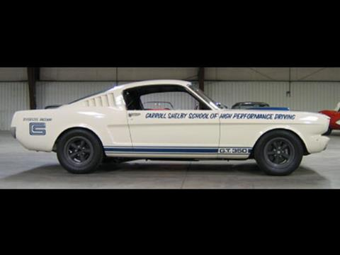 1965 Ford Shelby GT350 For Sale In Garland TX