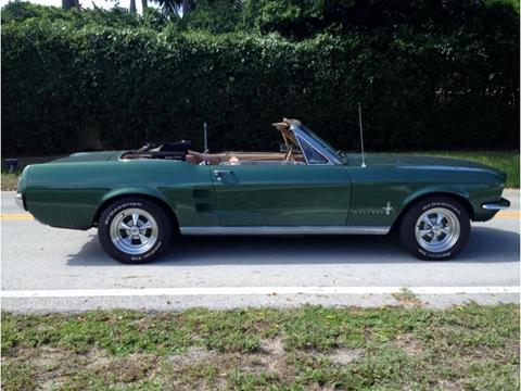 1967 Ford Mustang for sale in Garland, TX
