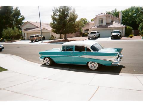 1957 Chevrolet Bel Air for sale in Garland TX