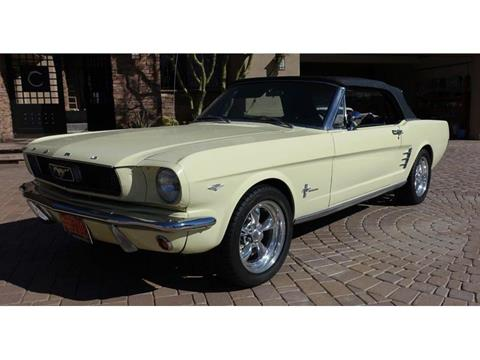 1966 Ford Mustang for sale in Garland TX