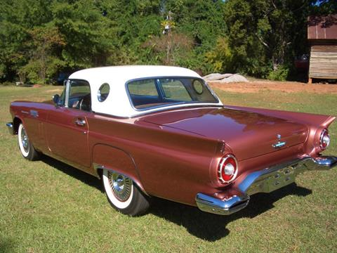 1957 Ford Thunderbird for sale in Garland, TX