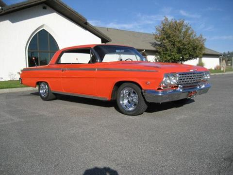1962 Chevrolet Impala for sale in Garland TX