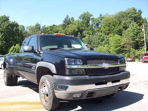 2003 Chevrolet Silverado 3500 for sale in Commodore, PA