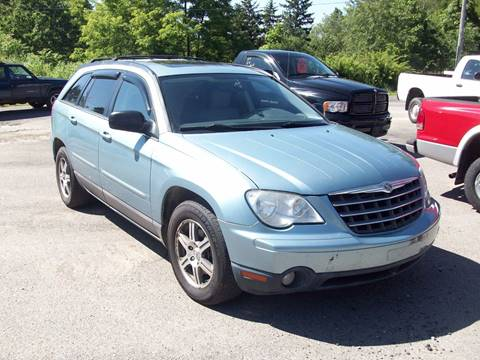 2008 Chrysler Pacifica for sale in Commodore, PA