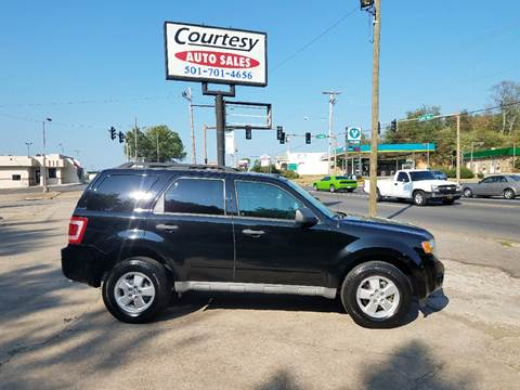 2009 Ford Escape for sale in Hot Springs, AR
