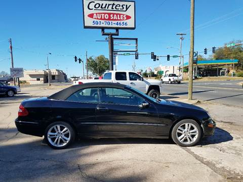 2007 Mercedes-Benz CLK for sale in Hot Springs, AR