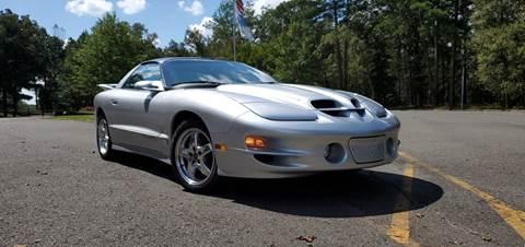 2002 Pontiac Firebird for sale in Hot Springs, AR