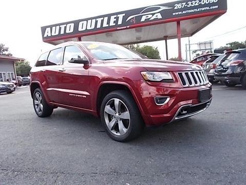 2014 Jeep Grand Cherokee for sale in Bensalem, PA