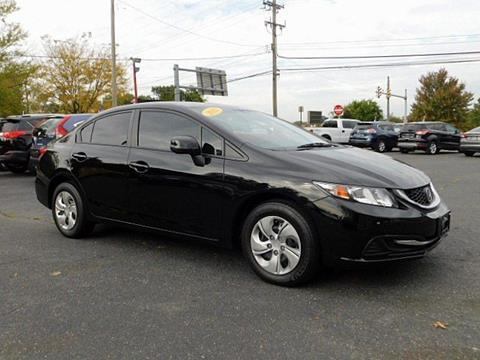 2013 Honda Civic for sale in Bensalem, PA