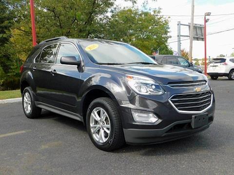 2016 Chevrolet Equinox for sale in Bensalem, PA