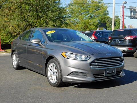 2014 Ford Fusion for sale in Bensalem, PA