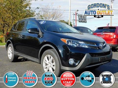 2014 Toyota RAV4 for sale in Bensalem, PA