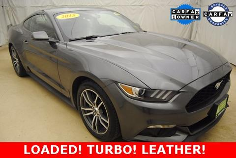 2015 Ford Mustang for sale in Auburn, ME