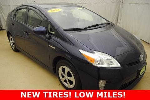 2013 Toyota Prius for sale in Auburn, ME