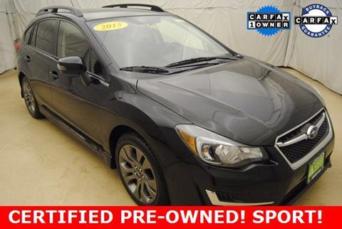 2015 Subaru Impreza for sale in Auburn, ME