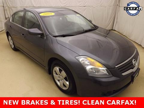 2008 Nissan Altima for sale in Auburn, ME