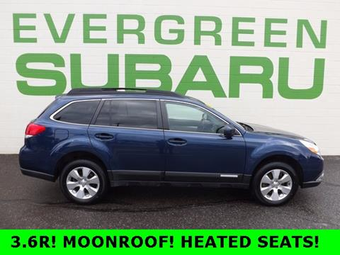 2011 Subaru Outback for sale in Auburn, ME