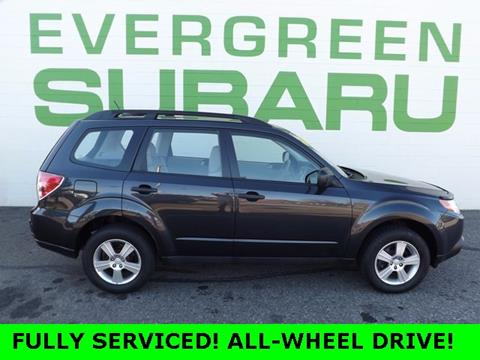 2013 Subaru Forester for sale in Auburn, ME