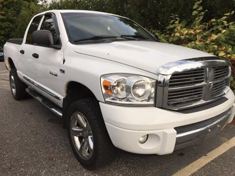 2008 Dodge Ram Pickup 1500 for sale in Auburn, ME